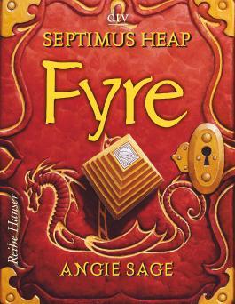 Septimus Heap - Fyre