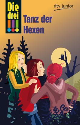 Die drei !!! - Tanz der Hexen