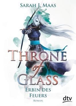 Bildergebnis für throne of glass reihe