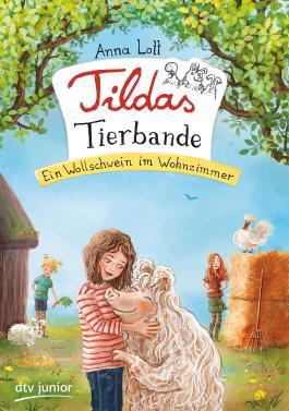 Tildas Tierbande - Ein Wollschwein im Wohnzimmer