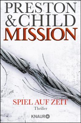 Mission - Spiel auf Zeit: Ein Gideon-Crew-Thriller (Ein Fall für Gideon Crew)