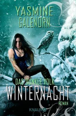 Das dunkle Volk: Winternacht: Roman (Knaur TB)