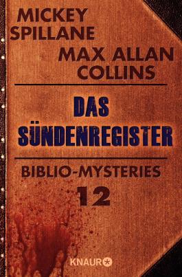 Das Sündenregister: Biblio-Mysteries 13