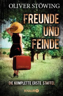 Freunde und Feinde - Die komplette erste Staffel: Eine Geschichte von Heimkehr, Liebe und Verrat