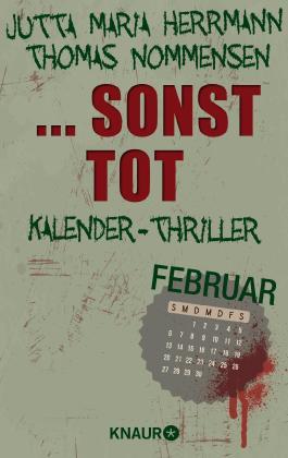 Februar - ...sonst tot