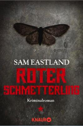 Roter Schmetterling