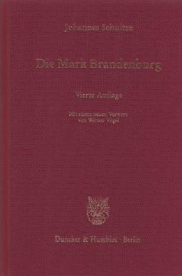 Die Mark Brandenburg.