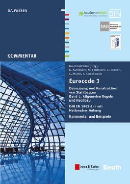 Der Eurocode 3, Beuth-Kommentar, Bd. 1