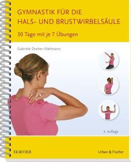 Gymnastik für die Hals- und Brustwirbelsäule
