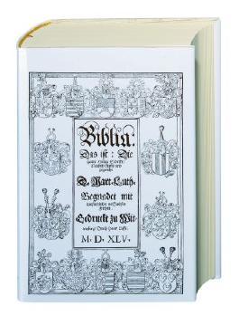 Biblia Germanica 1545. Luther-Übersetzung - Ausgabe letzter Hand (Faksimile) / Biblia Germanica