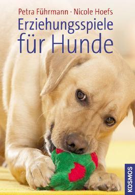 Erziehungsspiele für Hunde