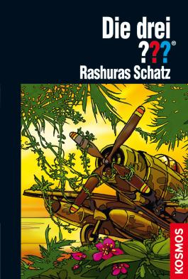 Die drei ??? - Geisterbucht 1: Rashuras Schatz