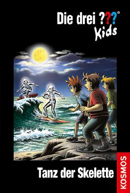 Die drei ??? Kids, 48, Tanz der Skelette