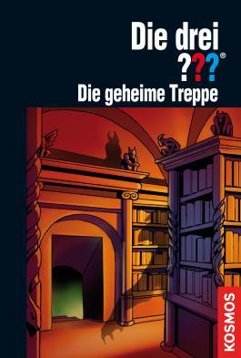 Die drei ???, Die geheime Treppe (drei Fragezeichen)