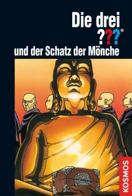 Die drei ??? und der Schatz der Mönche (drei Fragezeichen)