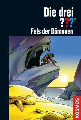 Die drei ???, Fels der Dämonen (drei Fragezeichen) (German Edition)