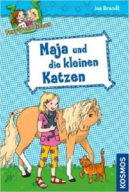 Ponyfreundinnen -  Maja und die kleinen Katzen