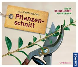 Soforthelfer Pflanzenschnitt