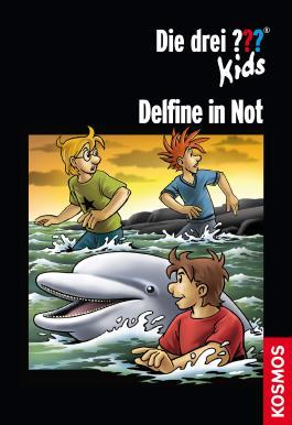 Die drei ??? Kids, Delfine in Not (drei Fragezeichen Kids)