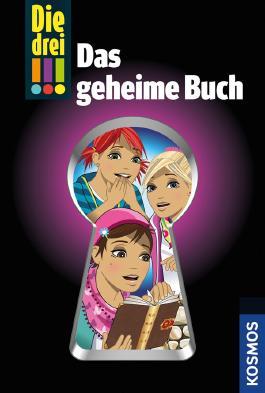 Die drei !!! - Das geheime Buch