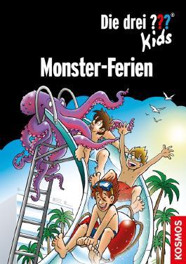 Die drei ??? Kids, Monster-Ferien