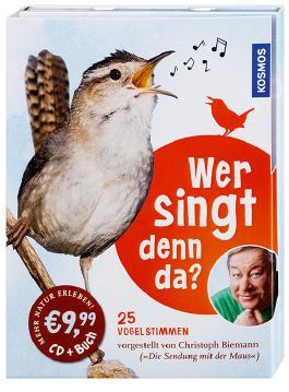Wer singt denn da?