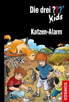 Die drei ??? Kids, Katzen-Alarm