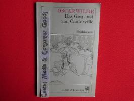 Das Gespenst von Canterville und andere Erzählungen.