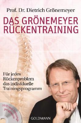 Das Grönemeyer Rückentraining