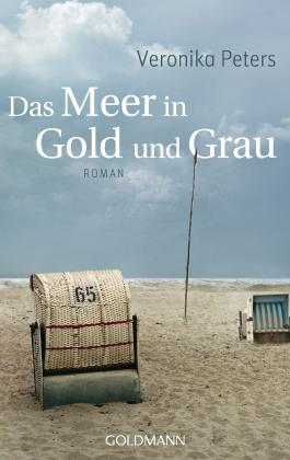 Das Meer in Gold und Grau