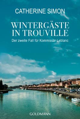 Wintergäste in Trouville