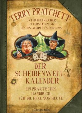 Der Scheibenwelt-Kalender 2018