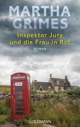 Inspektor Jury und die Frau in Rot