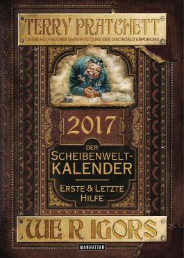 Der Scheibenwelt-Kalender 2017