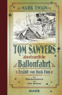 Tom Sawyers abenteuerliche Ballonfahrt