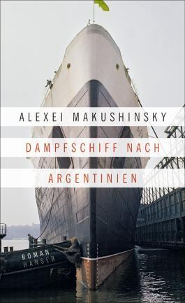 Dampfschiff nach Argentinien