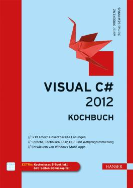 Visual C sharp 2012 - Kochbuch
