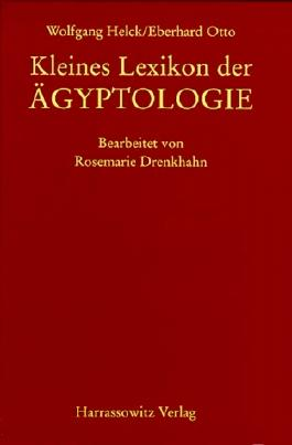Kleines Lexikon der Ägyptologie