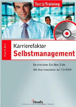 Karrierefaktor Selbstmanagement