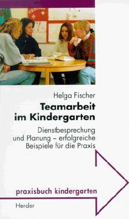 Teamarbeit im Kindergarten