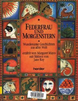 Federfrau und Morgenstern : wundersame Geschichten aus aller Welt.