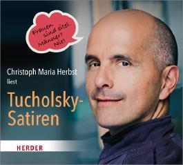Christoph Maria Herbst liest Tucholsky-Satiren