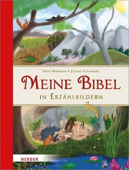 Meine Bibel in Erzählbildern