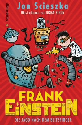 Frank Einstein - Die Jagd nach dem Blitzfinger