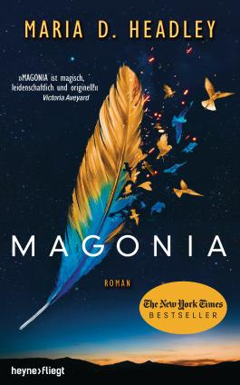 Maria D. Headley - Magonia