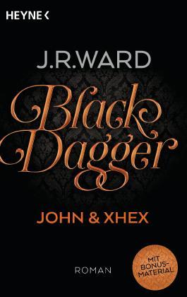 Black Dagger - John & Xhex