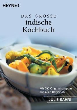 Das große indische Kochbuch