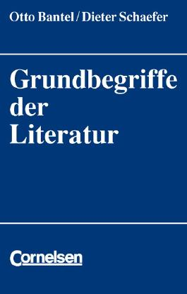 Grundbegriffe der Literatur