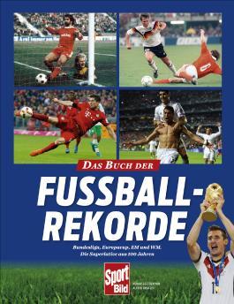 Das Buch der Fussball-Rekorde