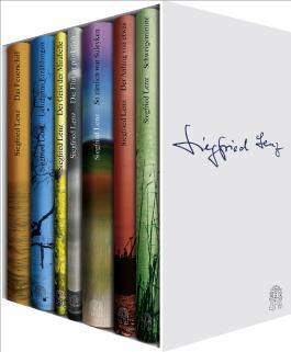 Die kleine Siegfried-Lenz-Bibliothek
